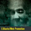 E-Blasts/Web Promotion