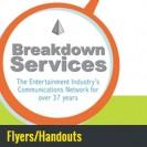 Flyers/Handouts