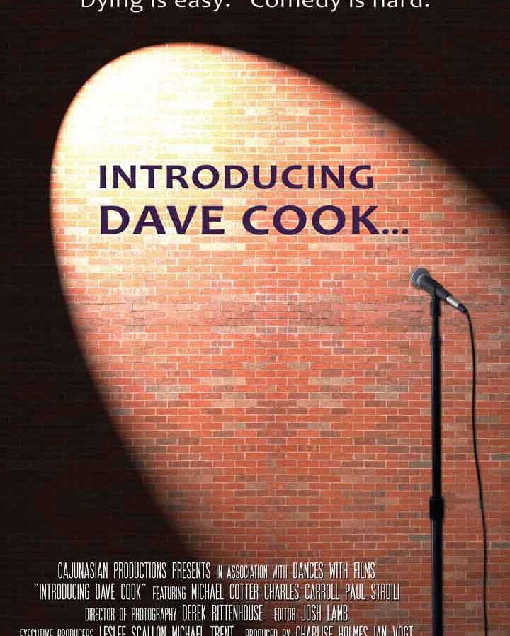 Introducing Dave Cook Movie Poster the sequel